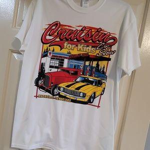 Brand New Men's Car Show Shirt